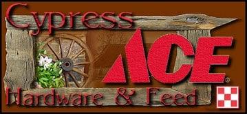 Cypress Ace Hardware Logo