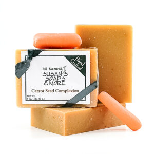 Carrot Seed Complexion Soap