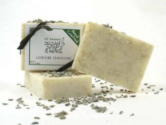 Natural Lavender Chamomile Soap Bars