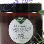 Lavender Sage Body Scrub