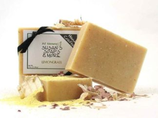 Lemongrass Soap Bars