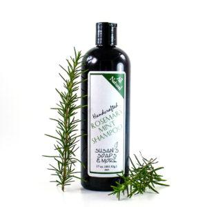 Natural Liquid Shampoo