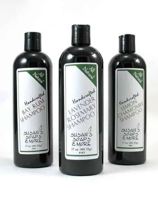 Natural Herbal Shampoo