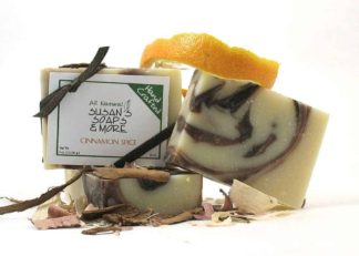 Cinnamon Spice Natural Soap Bars