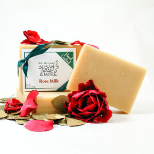 Rose Milk Soap