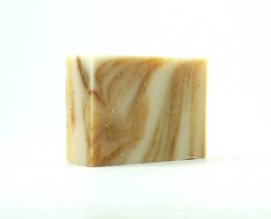 Fir and Cedar Soap unlabeled