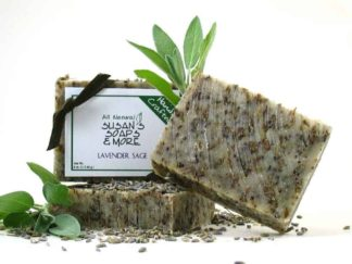 Lavender Sage Soap Bars