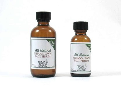 Best oil for adult acne - Susan's Own Face Serum