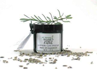 Lavender Clay Masque