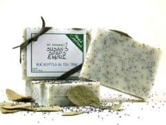 Eucalyptus and Tea Tree Soap Bars