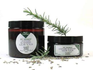 Sugar Scrub - Lavender Rosemary