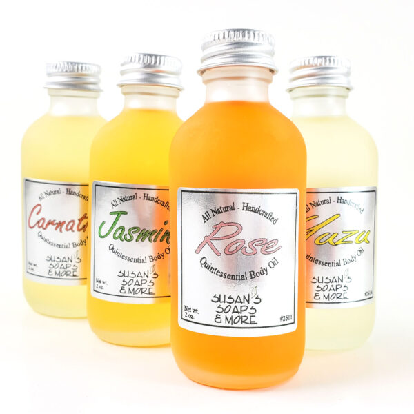 Quintessential Body Oil Group