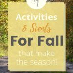 Activities for Fall